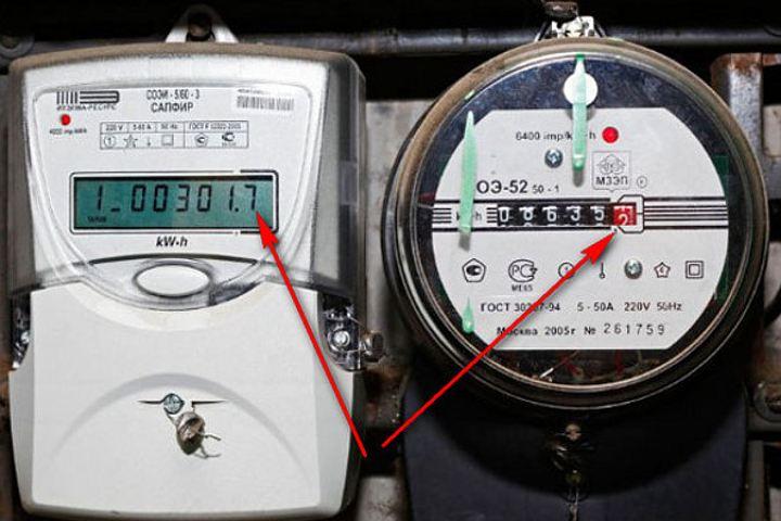 Передать показание счетчика электроэнергии нижегородская область